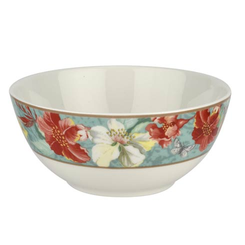 $59.96 6 Inch Bowl Turquoise - Set of 4