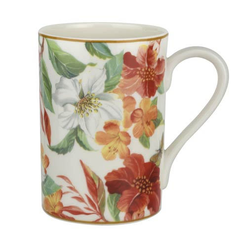 $39.96 12 oz Mug White - Set of 4