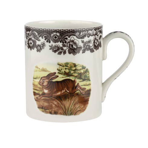 Spode Woodland Rabbit Collection 16 oz Mug Rabbit $30.00