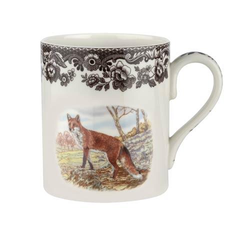 Spode Woodland American Wildlife Collection 16 oz Mug Fox $30.00