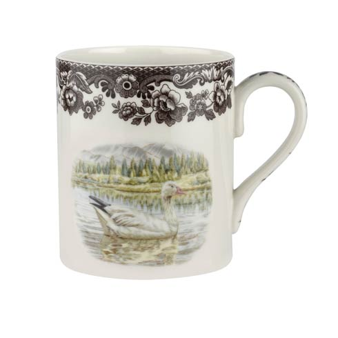 $30.00 16 oz Mug Snow Goose