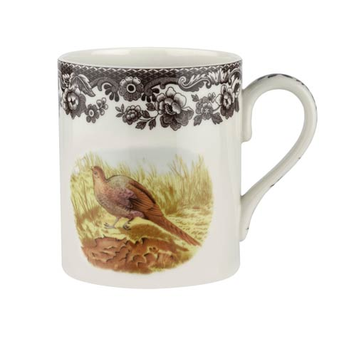Spode Woodland Assorted 16 oz Mug Pheasant/Grouse $30.00
