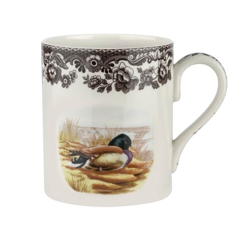 Spode Woodland Assorted 16 oz Mug Mallard $30.00
