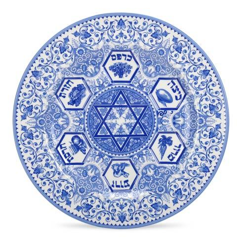 $120.75 Seder Plates