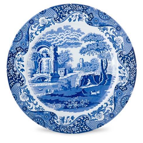 Spode  Blue Italian Round Platter $48.00