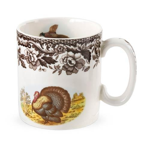 Spode Woodland Turkey Collection Mug $34.50