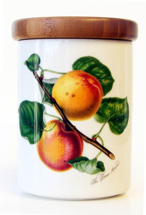 $60.00 Apricot Small Airtight Canister
