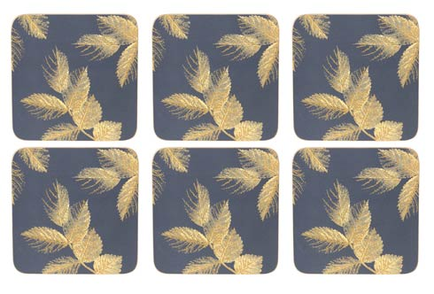 Sara Miller London Etched Leaves Collection collection