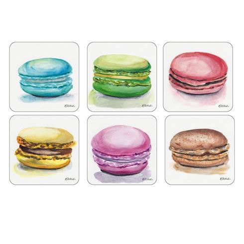$15.00 Macarons Coasters - Set of 6