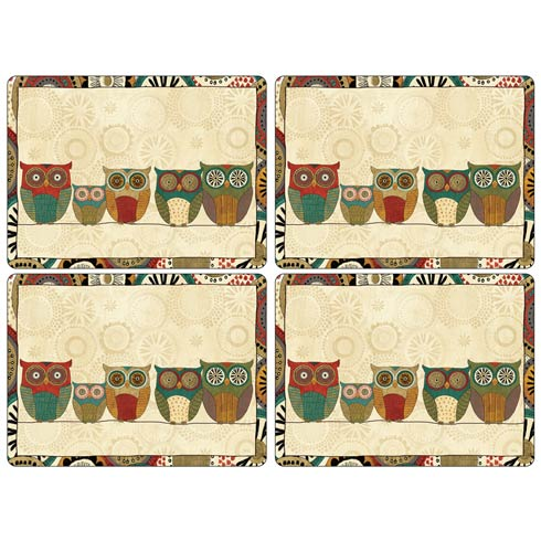 $40.00 Spice Road Placemats - Set of 4