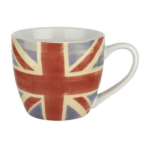 $19.96 Union Jack Flag 16 oz Mug