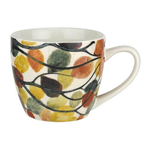 $19.96 Dancing Branches 16 oz Mug set of four