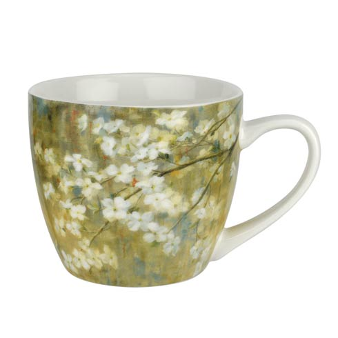 $19.96 Dogwood in Spring 16 oz Mug