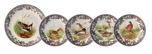 Spode Woodland Assorted 5 piece Bowl Set $300.00