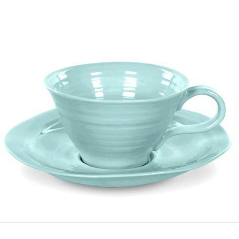 $70.40 Set of 4 Teacups and Saucers