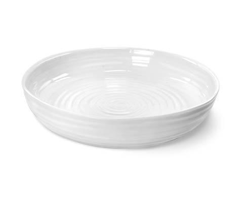 Portmeirion  Sophie Conran White Round Roasting Dish $42.50