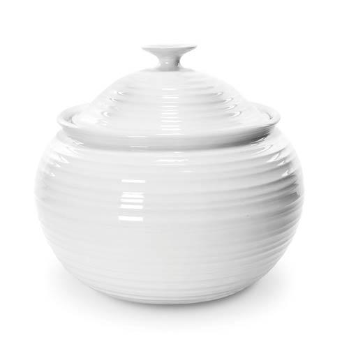 Portmeirion  Sophie Conran White Large Covered Casserole $47.00