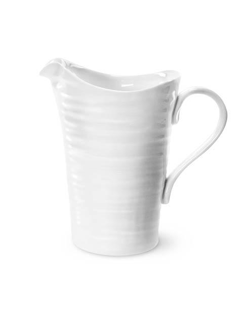 Portmeirion  Sophie Conran White Medium Pitcher $35.00