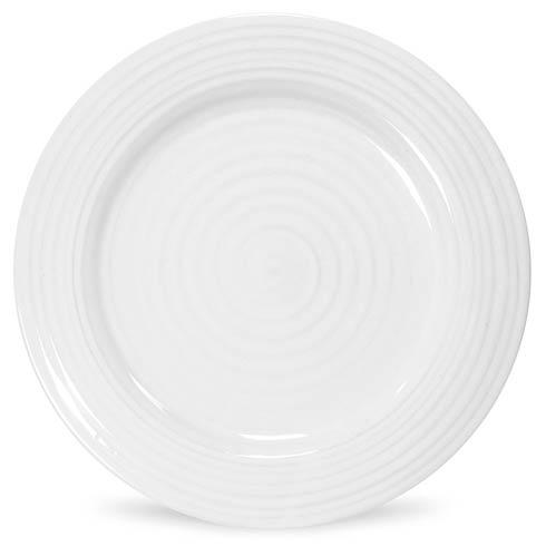 Portmeirion  Sophie Conran White Set of 4 Dinner Plates $66.00