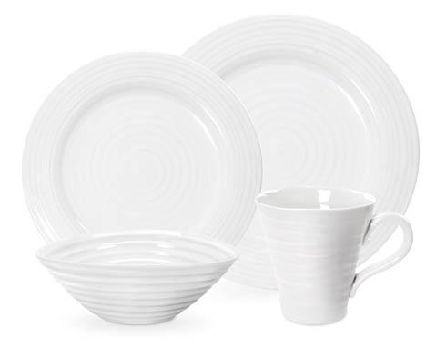 Portmeirion  Sophie Conran White 4-Piece Place Setting $75.25
