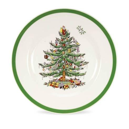 Spode Christmas Tree  Dinnerware/Entertaining Salad Plate Set of Four $68.00