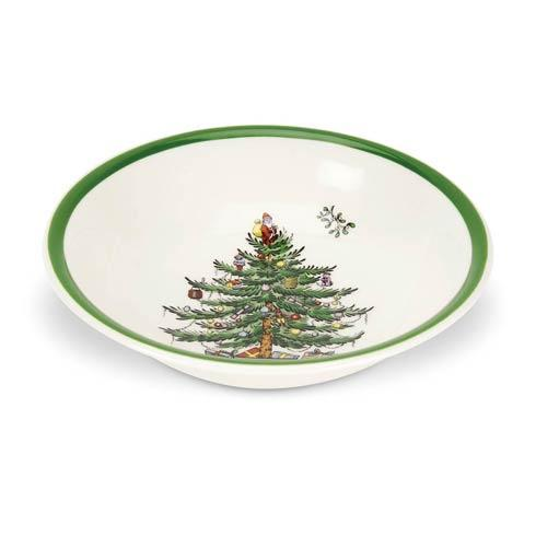 Spode Christmas Tree  Dinnerware/Entertaining Cereal/Oatmeal Bowl Set of Four $64.00