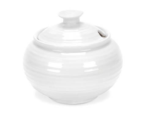 Portmeirion  Sophie Conran White Covered Sugar $17.60