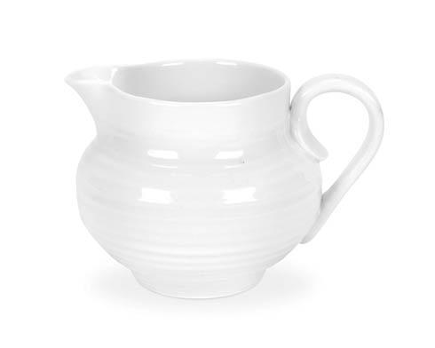 Portmeirion  Sophie Conran White Cream Jug $17.60