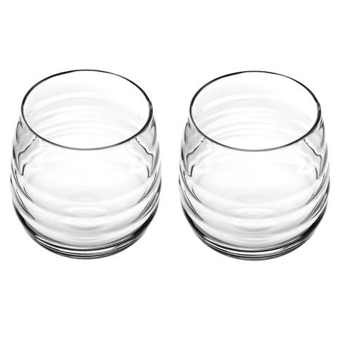 Portmeirion  Sophie Conran Glassware Set of 2 Double Old Fashioneds $22.95