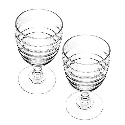 Portmeirion  Sophie Conran Glassware Set of 2 Wines $28.95