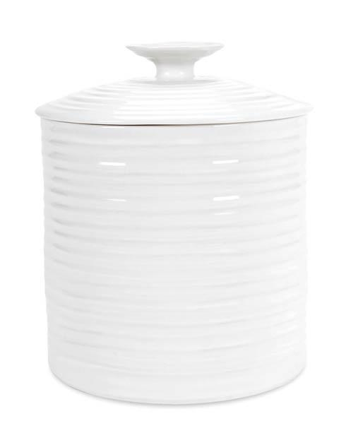 Portmeirion  Sophie Conran White Large Canister $58.80