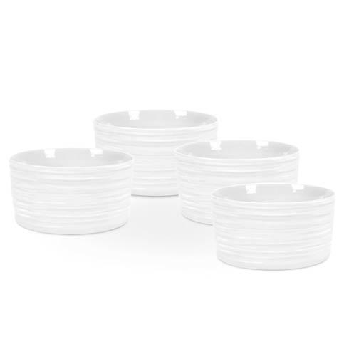 Portmeirion  Sophie Conran White Set of 4 Ramekins $40.00