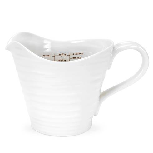 Portmeirion  Sophie Conran White Measuring Jug $24.00