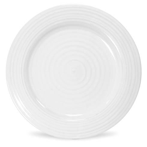 Portmeirion  Sophie Conran White Set of 4 Luncheon Plates $56.00