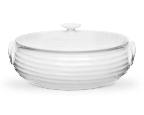Portmeirion  Sophie Conran White Small Oval Covered Casserole $35.00