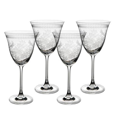 Portmeirion  Botanic Garden Wine Glasses - Set of 4 $80.00