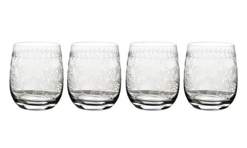 Portmeirion  Botanic Garden Glass Tumblers - Set of 4 $80.00