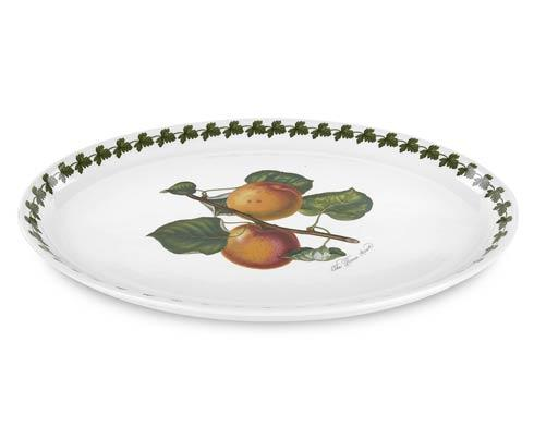 $67.50 Apricot Oval Serving Dish