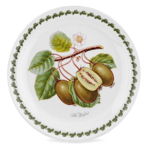 $186.00 Kiwi Set of 6 Dinner Plates