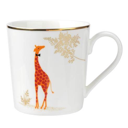 $9.99 12 oz Mug - Genteel Giraffe