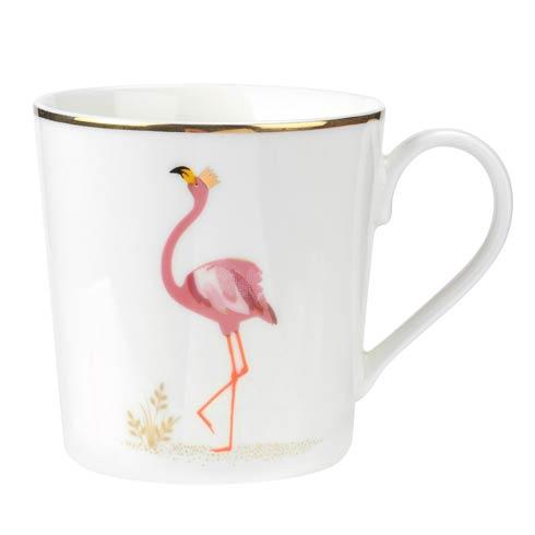 $9.99 12 oz Mug - Flamboyant Flamingo