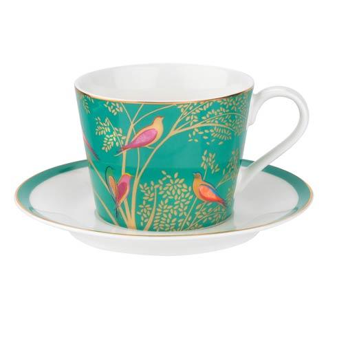$19.99 Tea Cup & Saucer - Green