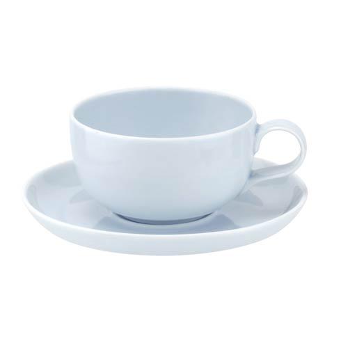 $69.98 9 oz Tea Cup and Saucer - Set of 2