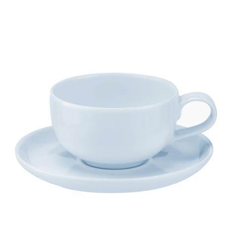 $59.98 3.6 oz Tea Cup and Saucer - Set of 2