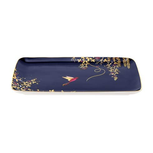 $19.99 Trinket Tray Navy