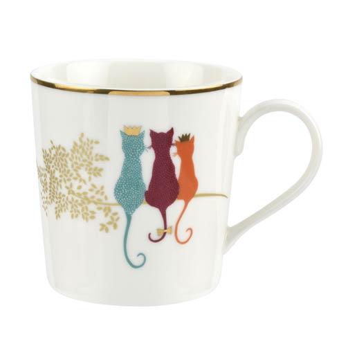 $9.99 12 oz Mug Feline Friends
