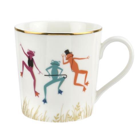 $9.99 12 oz Mug Mighty Fine Frogs