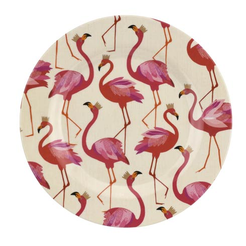 $42.85 8 Inch Melamine Salad Plates - Set of 4