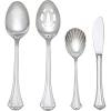 The Pine Needle Exclusives   Reed & Barton Country French 4 piece serving set $62.00