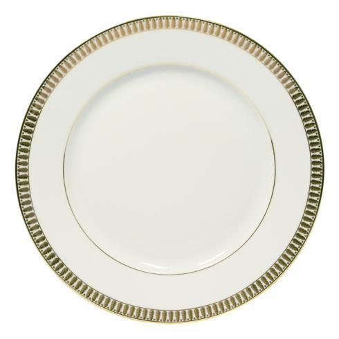 The Pine Needle Exclusives   Haviland Plumes Dinner Plate $74.00